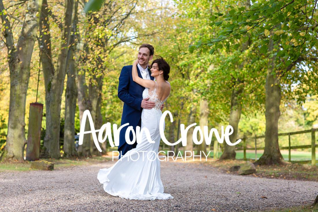 Colville Hall Wedding Photographer
