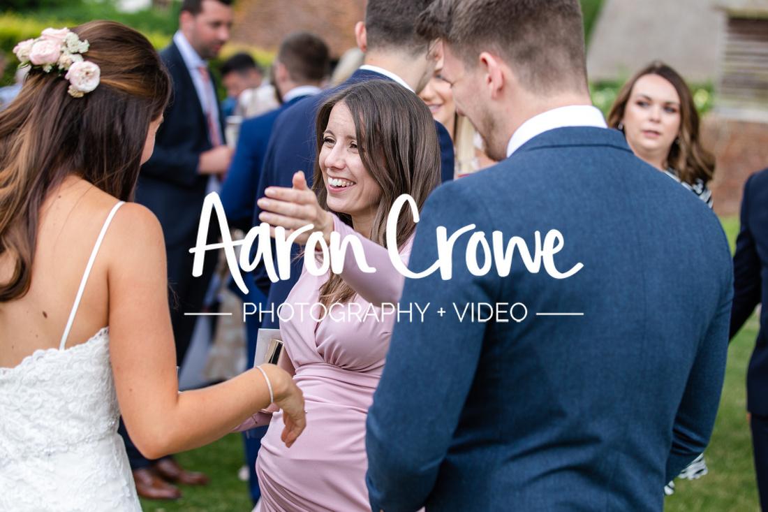 Colville Hall Wedding Photography