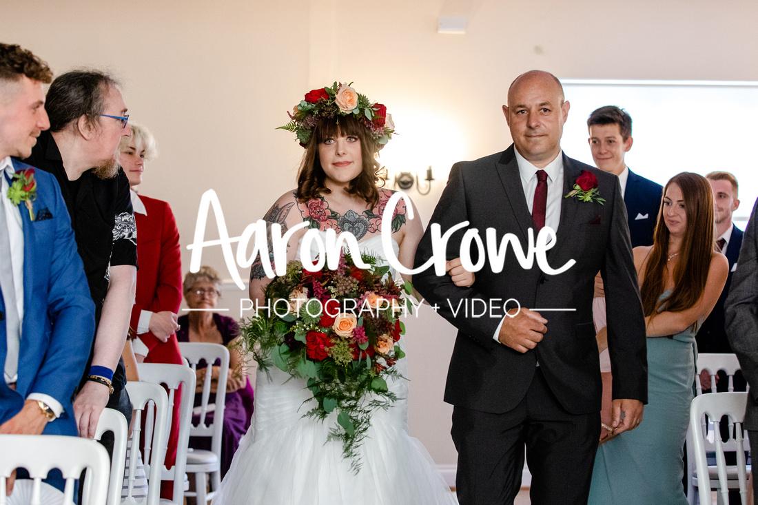 cromwell manor wedding photographer